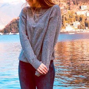 Like new brandy Melville oversized sweater